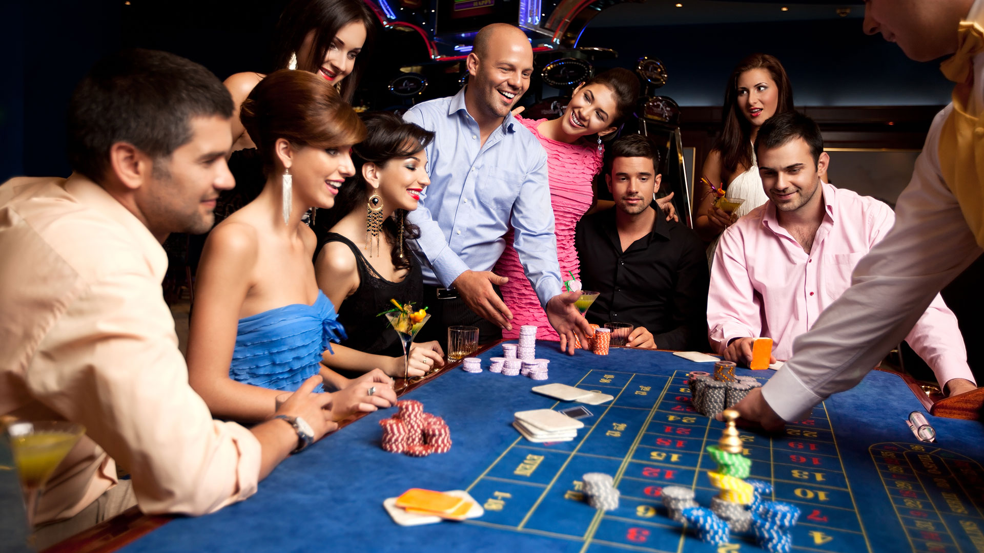 Have fun With every day casino trips